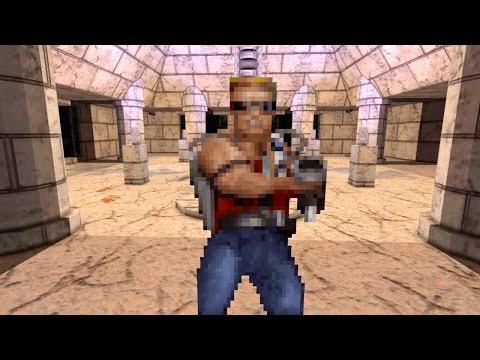 Trailer de Duke Nukem 3D 20th Anniversary World Tour