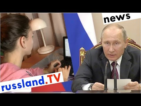 Putin, Cyberkriminelle und Netzsperren [Video]