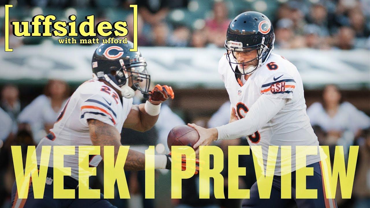 Bengals-Bears Week 1 Preview - Uffsides thumbnail
