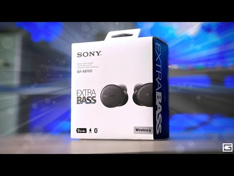External Review Video avwxc4Ewfcs for Sony WF-XB700 Truly Wireless Headphones w/ Extra Bass & Weather Resistance