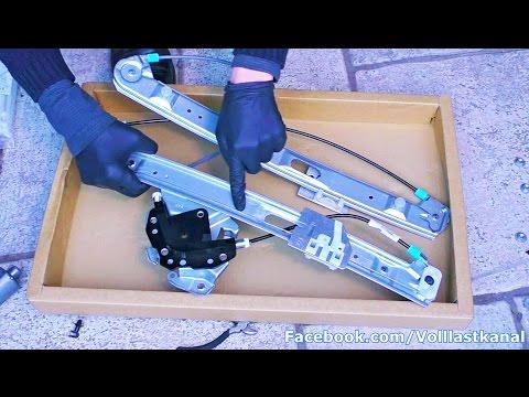 BMW FENSTERHEBER REPARIEREN / TÜRVERKLEIDUNG AUSBAUEN - BMW E46 Window Regulator Zip Tie Repair