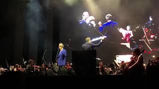 Andrea Bocelli - Granada live Brasília 26.9.2018