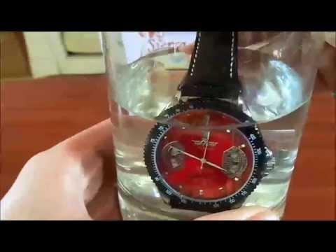 Relojes Winner mecanicos