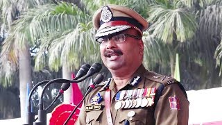 Dr SP Vaid  removed as  DGP, replaced by  Dilbag Singh