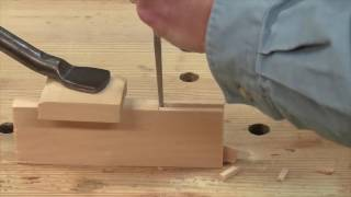 Create a Bridle Joint
