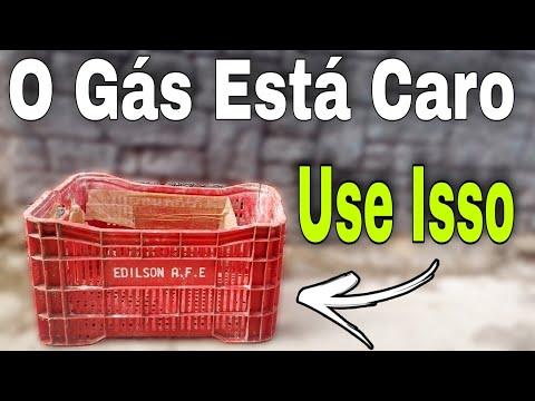 O gás está caro?