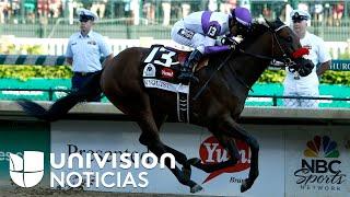 Mexicano Gana El Derby De Kentucky