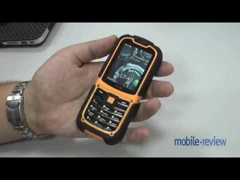 Надёжный мобильный телефон Senseit P3