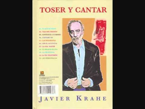 En brazos de Eva - Javier Krahe