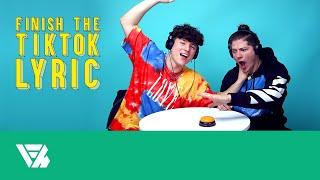 The Lopez Brothers | Finish the TikTok Lyric