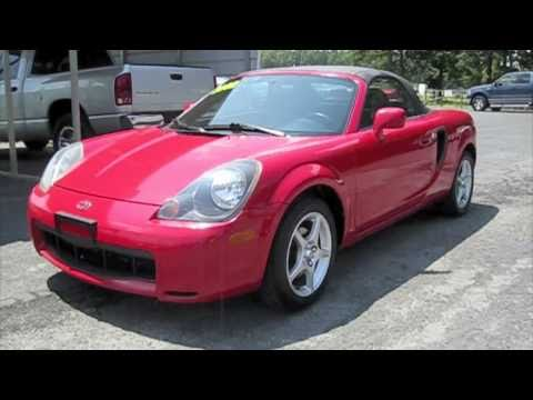 2002 Toyota MR2 Spyder Start Up, Engine, and In Depth Tour