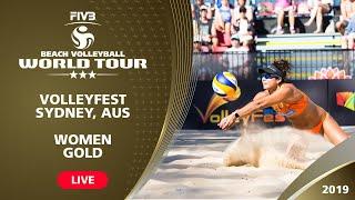 Sydney 3-Star 2019 - Women Gold - Beach Volleyball World Tour