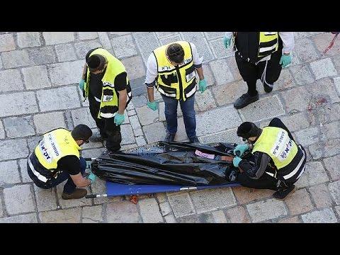 Nueva jornada de ataques en Jerusalén