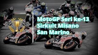 VIDEO: Link Live Streaming Trans7 MotoGP Sirkuit Misano, San Marino, Minggu (15/9)