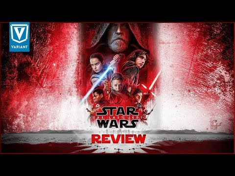 Star Wars: The Last Jedi Movie Review!