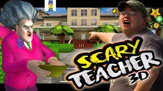 SCARY TEACHER 3D MANDELA EFFECT LESSON تحميل MP3