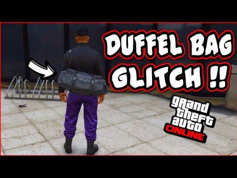 😱SO BEKOMMST DU *SOLO* DIE SCHWARZE DUFFLE BAG TASCHE IN GTA 5 ONLINE!!😱