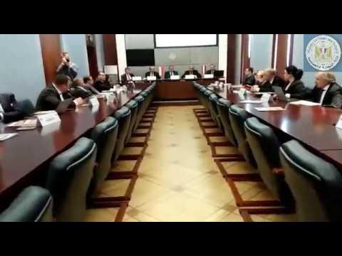 الوزير/ طارق قابيل يتحدث عن زيارته الى بولندا