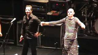 """The Smashing Pumpkins """"We Only Come Out At Night"""" Live Adler Theatre Davenport IA 8-8-08"""