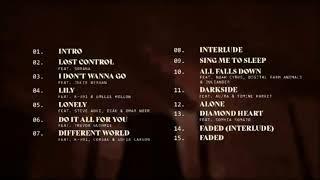 Different World Album TRACKLIST