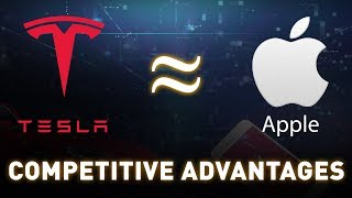Tesla competitive advantage: Why Tesla and Apple are so very similar