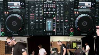 Claude VonStroke - Live @ DJsounds Show 2011 (Part 2)