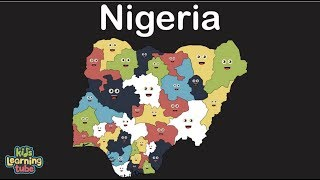 Nigeria Geography/Nigeria Country and States
