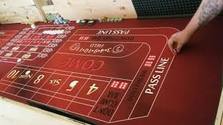 How to quit throwing sevens while playing craps.