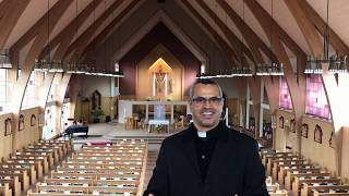 May 7, 2020 - SJA Church Tour - Part 1 - Fr. Maxy D'Costa (video)