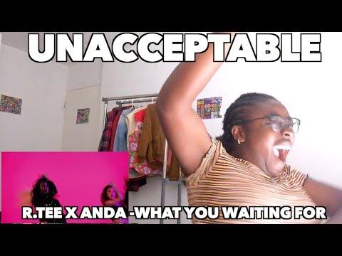 R.Tee x Anda - '뭘 기다리고 있어(What You Waiting For)' MV REACTION!! BLOWN AWAY !!
