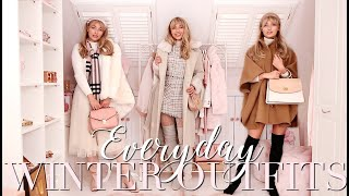 Everyday Winter Outfit Ideas ~ Freddy Fashion Month ~ Freddy My Love