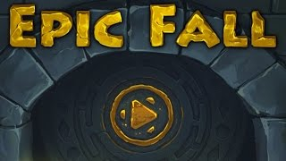 Epic Fall (by MegaBozz / Alexander Kiselev) - iOS / Android - HD Gameplay Trailer