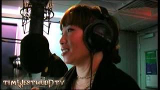 Miss Info & Green Lantern interview - Westwood