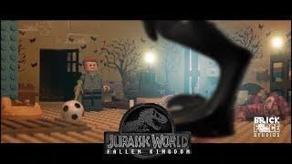 JURASSIC WORLD: Fallen Kingdom in LEGO -  Final trailer
