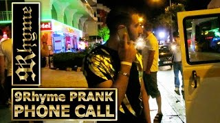 9Rhyme Funny Prank Phone Call (2005)
