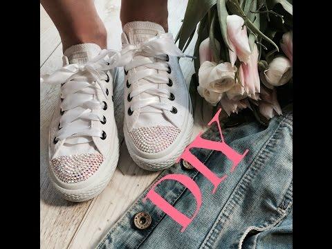 DIY Pimp my Shoes / Die Schönsten Chucks ever