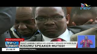 Kisumu County assembly impeaches Onyango Oloo