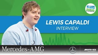 Lewis Capaldi's Credit Card Was Declined While With Sam Smith | Elvis Duran Show