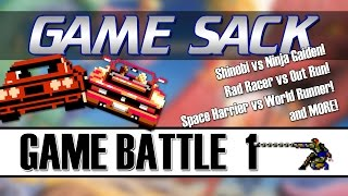 Game Battle 1 - Game Sack