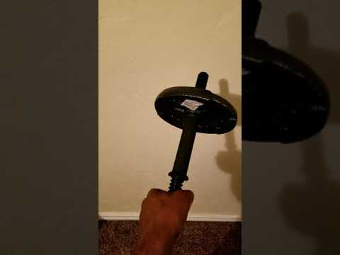 GTRA: Radial Deviation Exercise W/Interchangeable Dumbbell