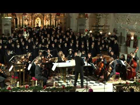 Aufnahme aus dem Jahr 2013, Jauchzet frohlocket aus dem Weihnachtsoratorium von Johann Sebastian Bach.