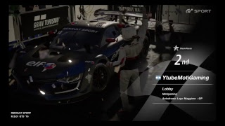 Gran Turismo sport online chilling daily race Gr3
