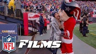 Katie Nolan's VIP Christmas Eve Trip to Patriot Fan Heaven | NFL Films Presents