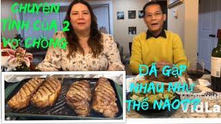 Vlog 51 ll Làm Thịt Bò Ăn Lễ Tình Nhân, Kể Tiếp Chuyện Tình Của 2 Vợ Chồng Phần 2