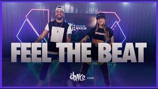 Feel The Beat - Black Eyed Peas, Maluma | FitDance Life (Official Choreography) Dance Video