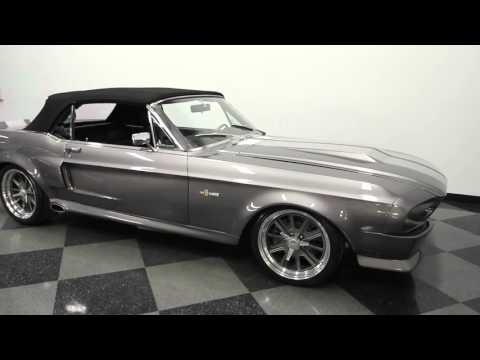 Video of '67 Mustang - $84,995.00 - HDGJ