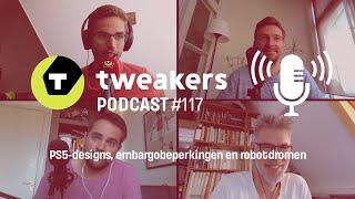 Tweakers Podcast #117 - PS5-designs, embargobeperkingen en robotdromen