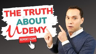Udemy Scam! Watch Before You Make A Udemy Course