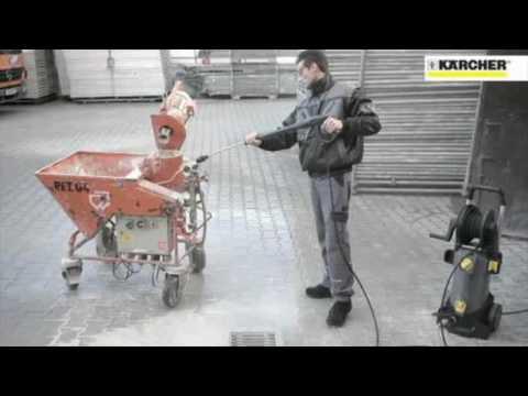 kaercher-betron - Produktvideo - Kärcher Hochdruckreiniger HD Professional