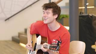 Can Alec Benjamin Write A Song In Seconds?